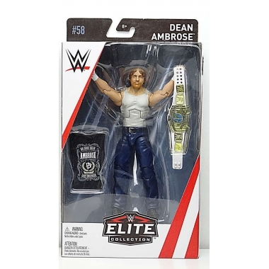 Figurina WWE Dean Ambrose  Elite 58, 18 cm