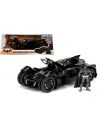 Batman Arkham Knight Diecast Model 1/24 2015 Batmobile with figure