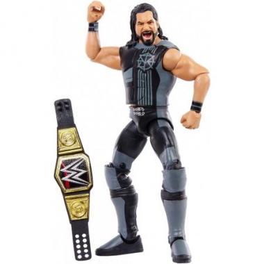 Figurina WWE Seth Rollins Then Now Forever Exclusive, 18 cm