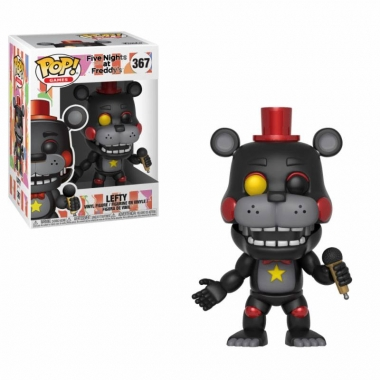 FNAF Pizzeria Simulator Funko Pop! Lefty 10 cm