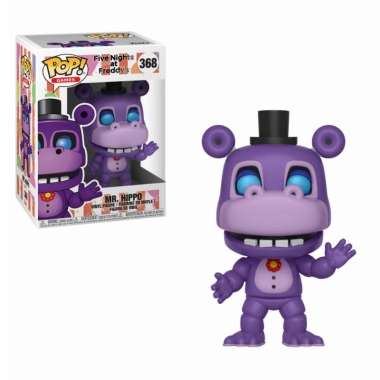 FNAF Pizzeria Simulator Funko Pop!  Mr. Hippo 10 cm