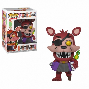 Five Nights at Freddy's Funko Pop! Rockstar Foxy 10 cm