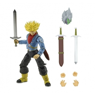 Figurina Super Saiyan Future Trunks 17 cm (Dragon Stars)