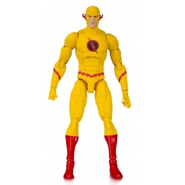 DC Essentials, Figurina articulata Reverse-Flash 18 cm