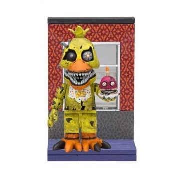 Five Nights at Freddy's (micro) Nightmare Chica (33 piese)