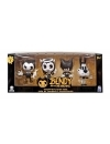 Bendy and the Ink Machine, Set 4 figurine 7 cm