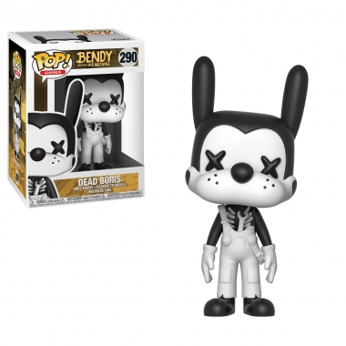 Bendy and the Ink Machine, Funko Dead Boris 10 cm