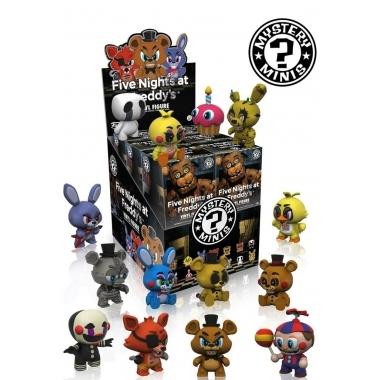 Five Nights at Freddy's , Minifigurina surpriza 6 cm