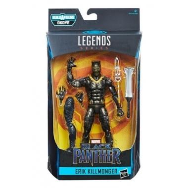 Marvel Legends, Figurina Erik Killmonger 15 cm