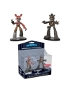FNAF HeroWorld - Nightmare Freddy & Foxy 10 cm
