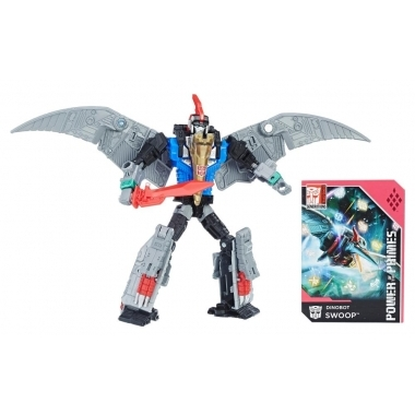 Transformers Power of the Primes Deluxe Swoop 14 cm