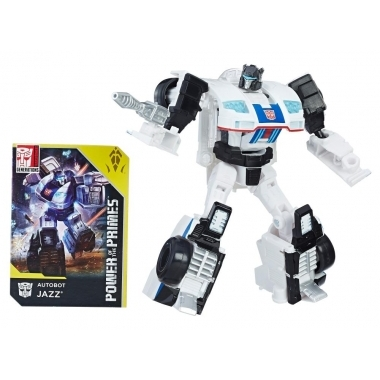 Transformers Power of the Primes Deluxe Jazz 14 cm