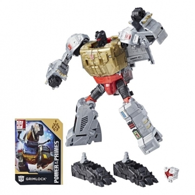 Transformers Power of the Primes Voyager Grimlock 18 cm