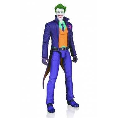 DC Essentials, Figurina The Joker 18 cm (05/2019)