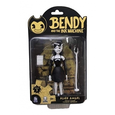 Bendy and the Ink Machine Alice Angel 13 cm