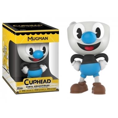 Cuphead - Mugman, Figurina Funko POP! 10cm