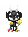 Funko POP! Games Cuphead - The Devil Vinyl Figure 10cm