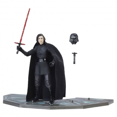 Figurina Deluxe Kylo Ren Throne Room Exclusive 15 cm