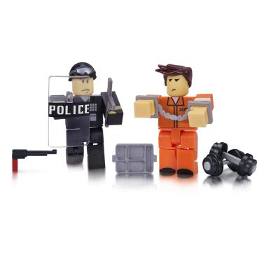ROBLOX Prison Life, Set 2 figurine 6 cm