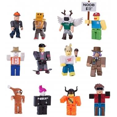 ROBLOX Classics, Set 12 figurine 6 cm