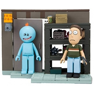 Rick and Morty, Smith Garage Rack 108 piese