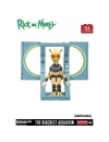 Rick and Morty Micro Construction Set  The Discreet Assassin 54 piese