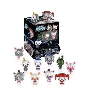 Pint Size Heroes FNAF Sister Location (1 Minifigurina surpriza  5 cm)