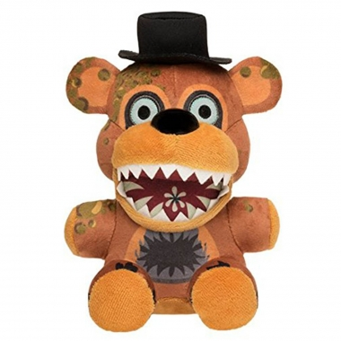 Five Nights at Freddy's Jucarie Plus  Freddy Fazbear 15 cm