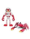 Sonic Boom, Spacesuit Knuckles & Crabmeat 8 cm