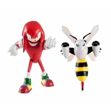 Sonic Boom, Knuckles & Beebot 8 cm