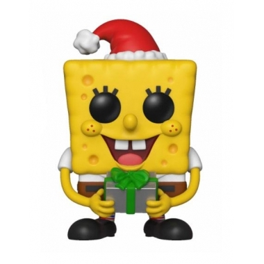 SpongeBob SquarePants POP! Vinyl SpongeBob Xmas 9 cm