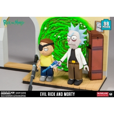Rick and Morty, Evil Rick and Morty 98 piese