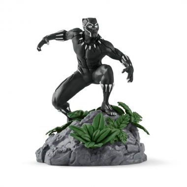 Figurina-Statueta Black Panther (The Movie) 10 cm