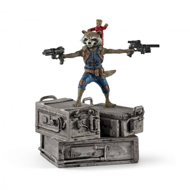 Marvel Comics Figurina-Statueta Rocket & Groot 10 cm