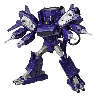 Transformers Generations Siege Leader  Decepticon Shockwave 18 cm