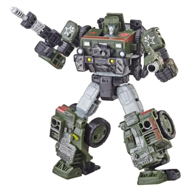 Transformers Generations Siege Deluxe Autobot Hound 14 cm
