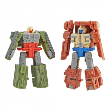 Transformers Siege Autobot Battle Patrol  4cm