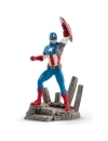 Marvel Comics Figurina Captain America 10 cm