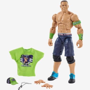 Figurina WWE John Cena Elite 64, 18 cm
