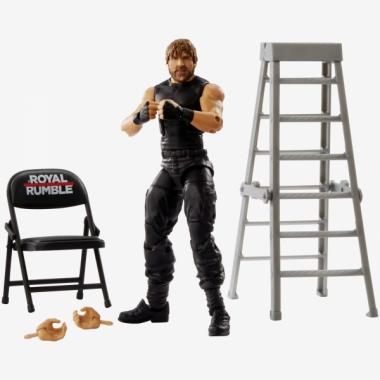 Figurina WWE Dean Ambrose Elite 63, 18 cm