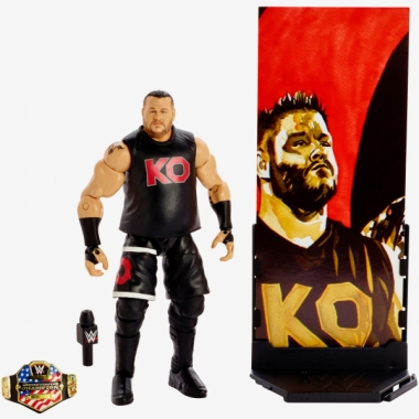 Figurina WWE Kevin Owens Elite 61, 18 cm