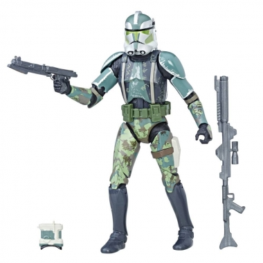 Star Wars Episode III  Clone Commander Gree Exclusive 15 cm (decembrie)
