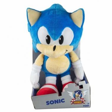 Sonic Boom, Jucarie Plus Classic Sonic 30 cm