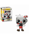 Funko POP! Cuphead, Figurina Cuphead Exclusive 10 cm