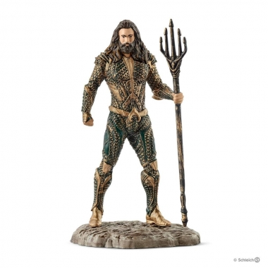 Justice League Movie, Figurina-Statueta Aquaman 10 cm