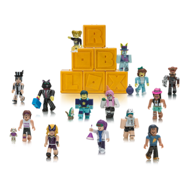 ROBLOX Celebrity, Minifigurina surpiza (1 singura minifigurina din cele 24 modele)