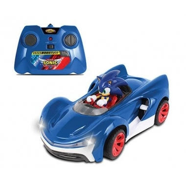 Masinuta cu telecomanda, Team Sonic Racing 20 cm