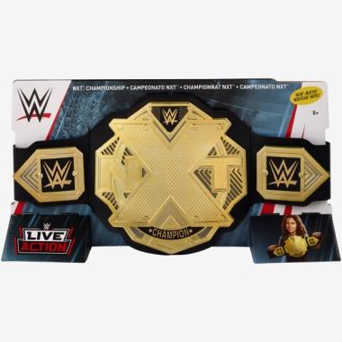 Centura Wrestling, NXT Championship (Versiunea 2017)