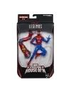 Spider-Man Marvel Legends Spider-Man (SP//dr BAF) 15 cm