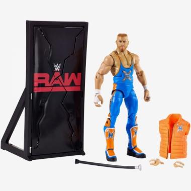 Figurina WWE Curt Hawkins (Blue Gear) Elite 64, 18 cm